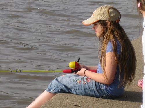 Swimming, fishing 075