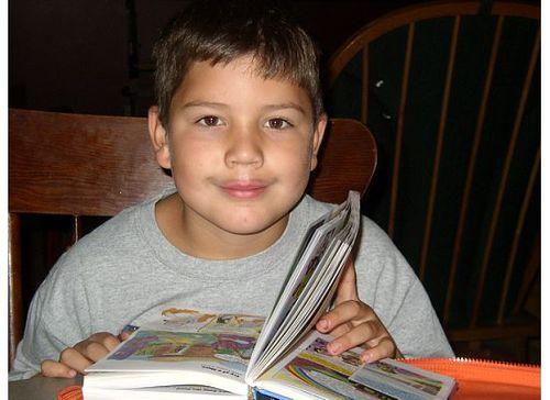 Jake age 7