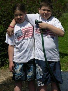 Jake and alex twins