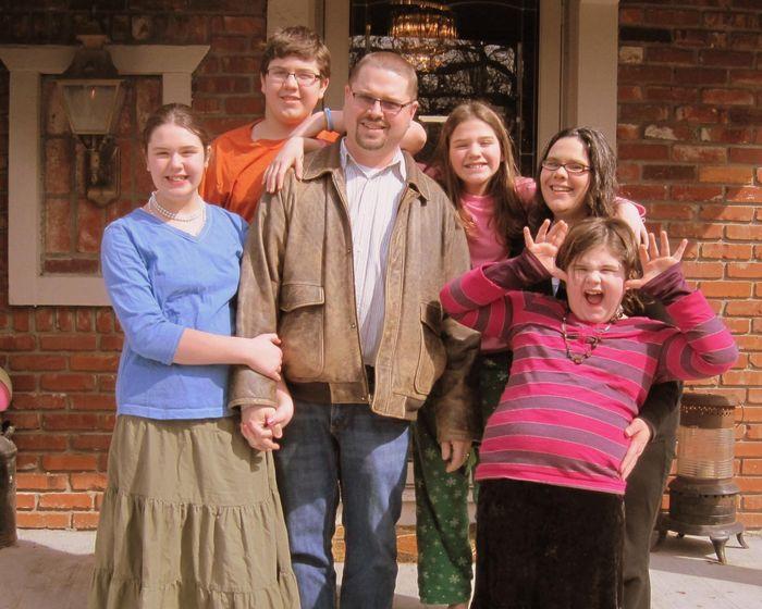 Buller family pre SL 2