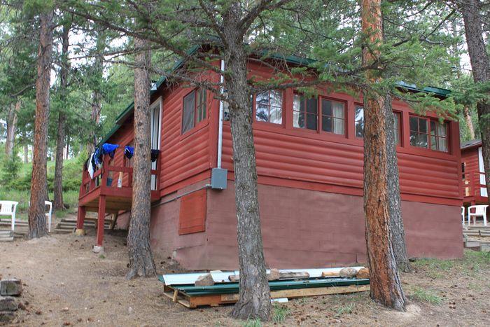 Sunshine mountain cabin