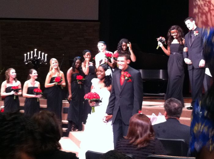 Wedding of Abby and Cody
